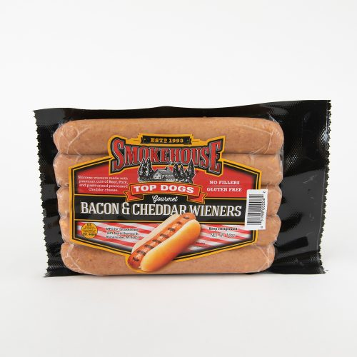 Gourmet Bacon Cheddar Top Dogs 14 oz product image