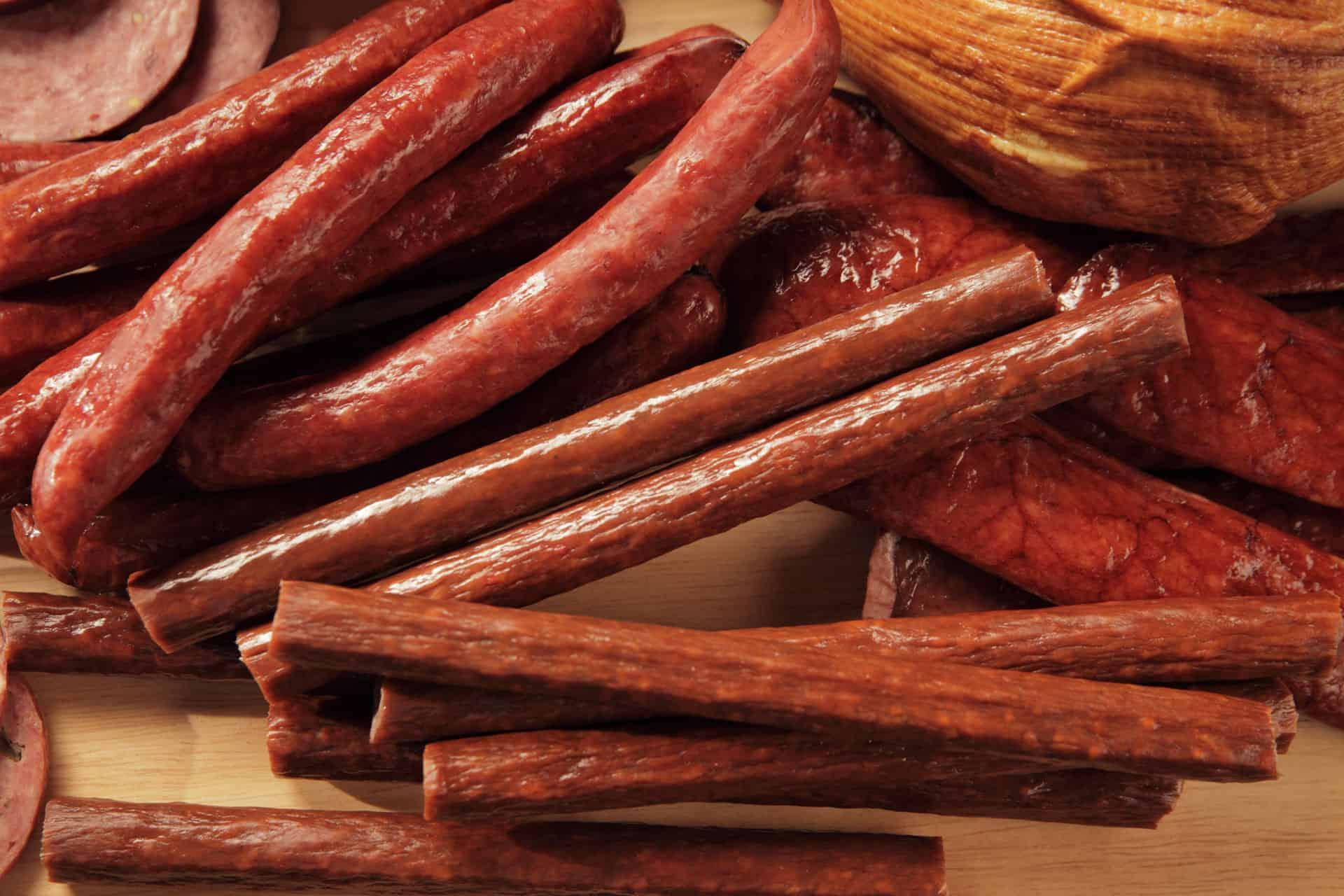 Snack Sticks and Jerky